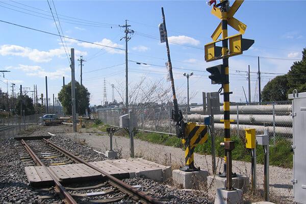 鉄道信号施設